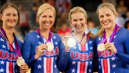 Personal Gold - An Underdog Olympic Women's Cycling Team Story